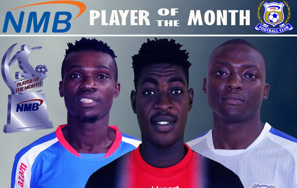 SEPTEMBER PLAYER OF MONTHS