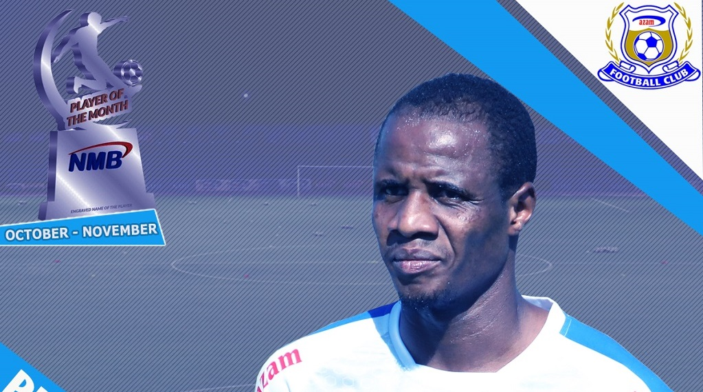 HIMID PLAYER OF MONTH